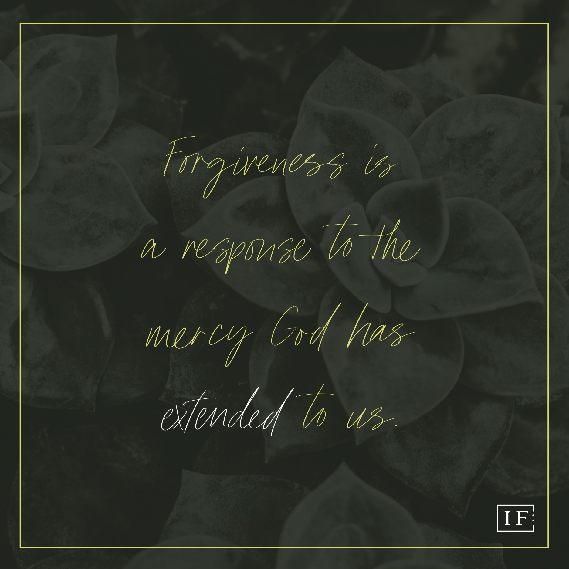 Forgiveness Book Cover