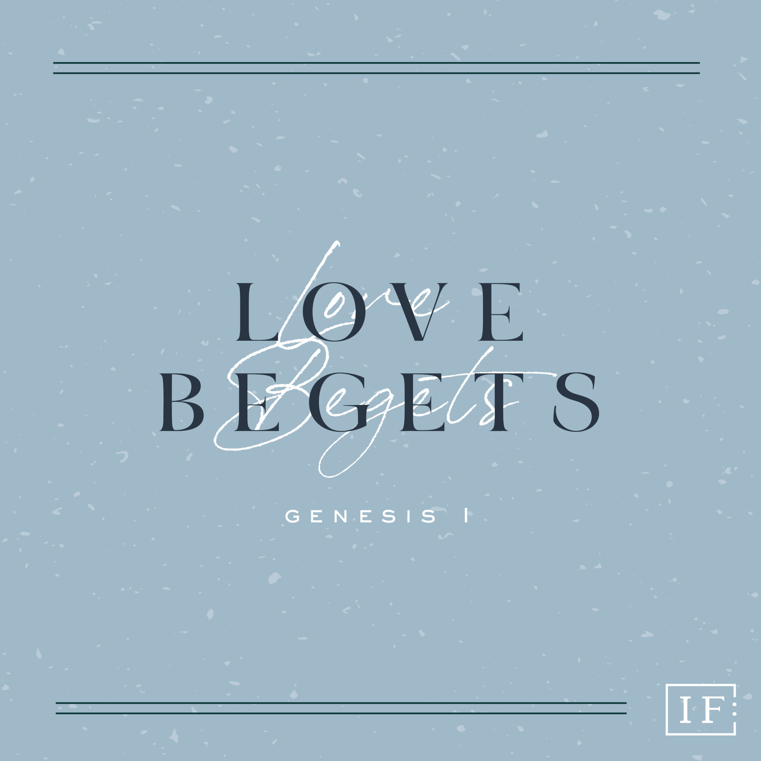 Love Begets Book Cover