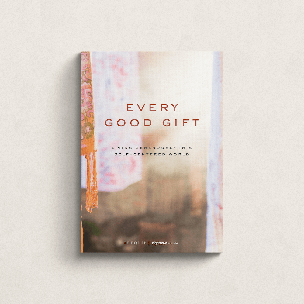 Every Good Gift Book Cover
