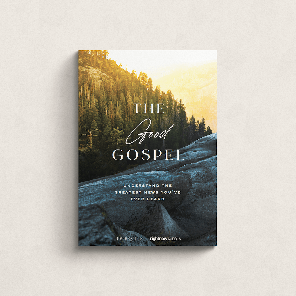 The Good Gospel Book Cover