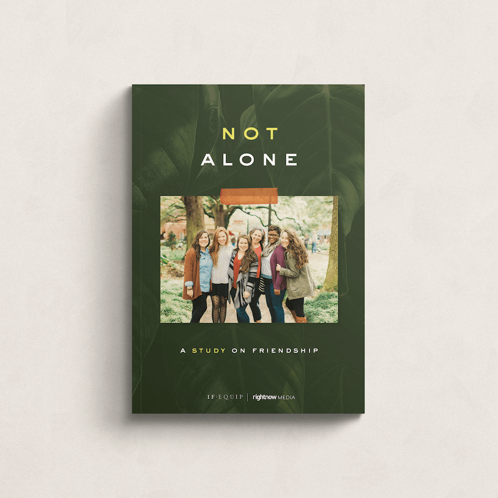 Not Alone Book Cover
