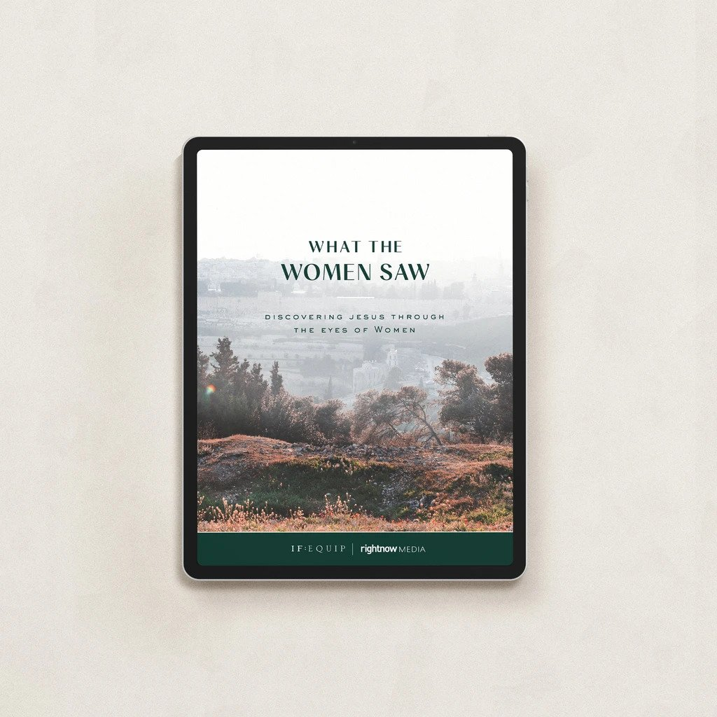 What the Women Saw Book Cover