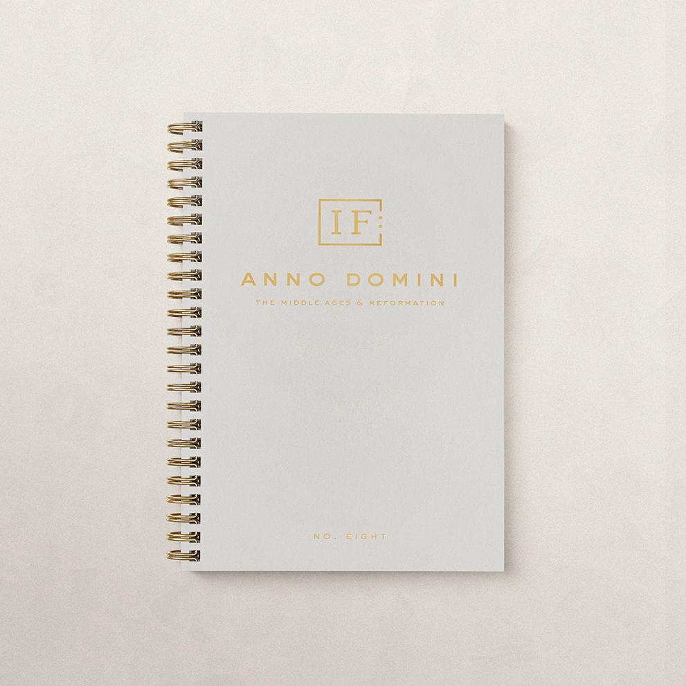Anno Domini Book Cover