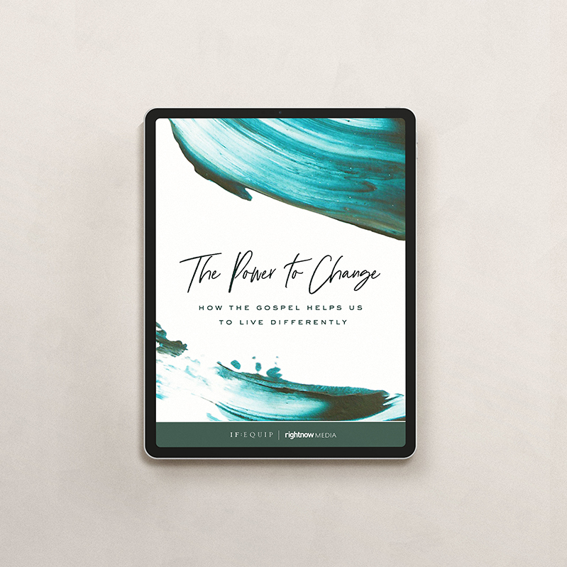 The Power to Change Book Cover