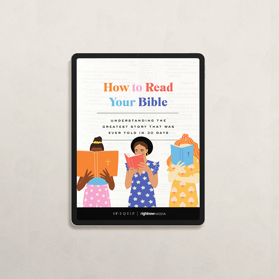 How to Read Your Bible Book Cover