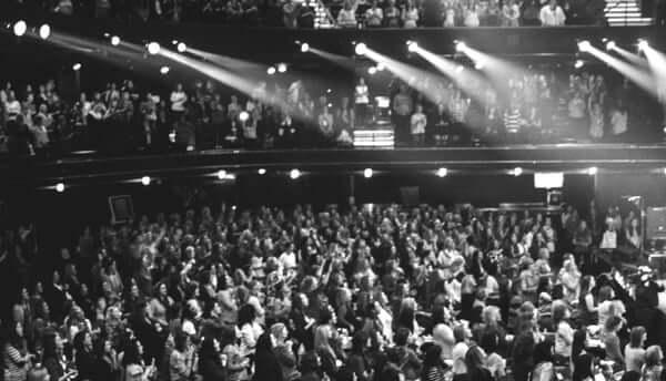 Dallas Live Audience